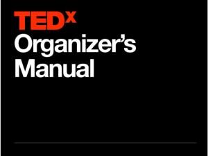 tedx organizer's manual
