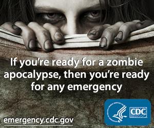 CDC Zombie Apocalypse